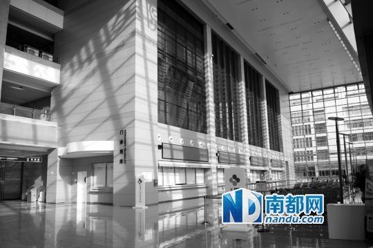 港大深圳医院被曝财务危机 两年亏逾10亿港元